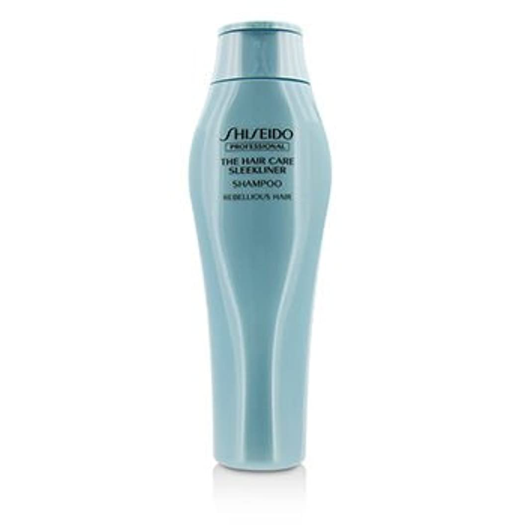無一文逆さまに浴[Shiseido] The Hair Care Sleekliner Shampoo (Rebellious Hair) 250ml/8.5oz