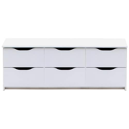 Noxen - Armario moderno Sonoma de roble, cómoda para dormitorio, pasillo, habitación infantil. (40 x 120 x 50 cm)
