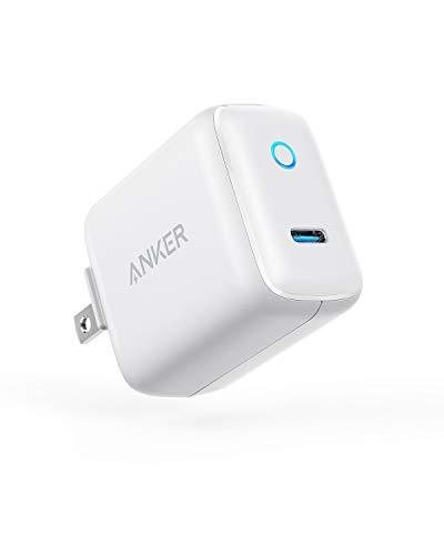 Anker PowerPort C1(15W 1ポート USB-C急速充電器)【PSE認証済/コンパクトサイズ/折りたたみ式プラグ搭載】...