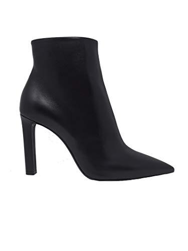 Saint Laurent Luxury Fashion Damen 6037801N8001000 Schwarz Stiefeletten |