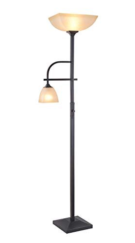 Kenroy Home 32292ORB Arch Floor Lamp, Oil Rubbed Bronze