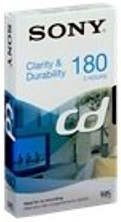 Sony E180CD Cinta de Sonido y vídeo - Cinta de Audio/Video (180 min)