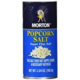 Cheap Morton Popcorn Super Fine Salt 3.75-oz - PACK OF 9