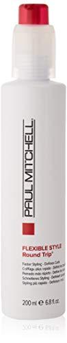 Paul Mitchell Round Trip - lockendefinierendes Haar-Fluid für Sprungkraft, Haarpflege in Salon-Qualität, parabenfrei - 200 ml