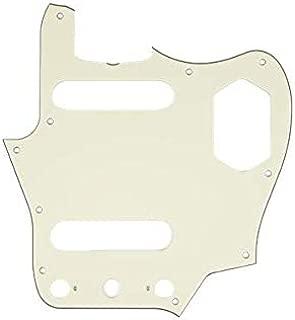 Fender Pure Vintage Pickguard, Jaguar, 10-Hole - Mint Green