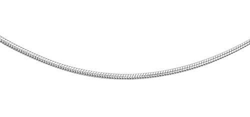 Carissima Gold Collar de mujer con oro blanco 18 K (750), 41 cm