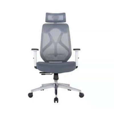 Ergo Space Glider-Cushion High Back Mesh Chair Office Desk Furniture Revolving Chair (WFHC 18A)