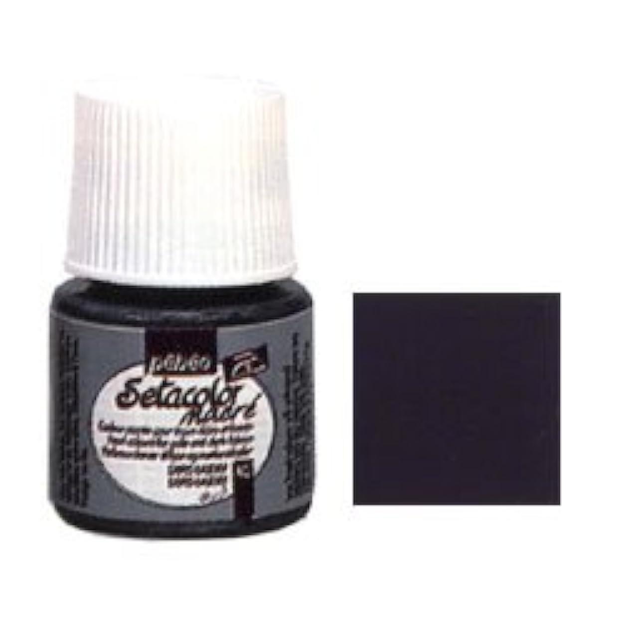厳密にキウイ失業pebeo セタカラー 透明色 (トランスペアレント) 45ml ブラックレイク