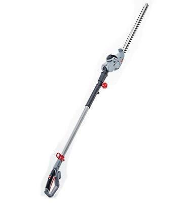 AL-KO Akku Hochheckenschere HTA 2050 Easy Flex (Li-Ion Akku 20 V, Messerneigung einstellbar, 51 cm Schnittlänge, Arbeitshöhe bis zu 3,5 m)
