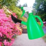 2 in 1 Watering Can with Hand Triggered Sprayer for Plants