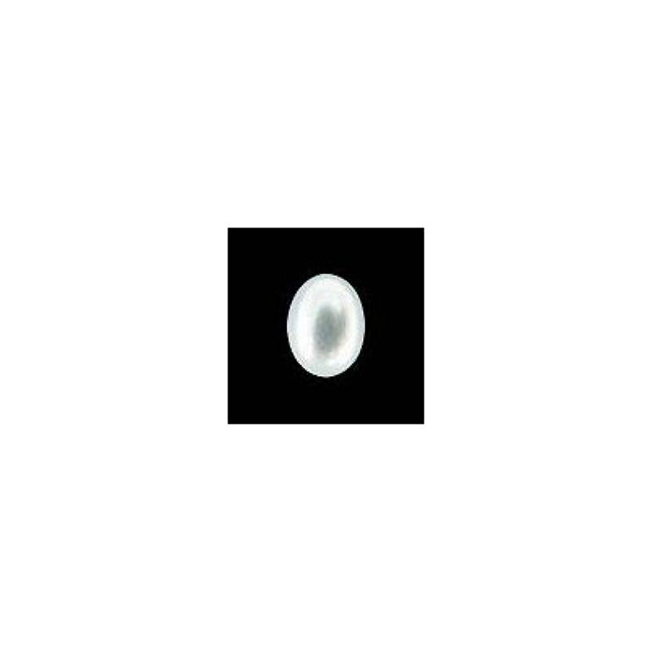 滑りやすい私の平均ピアドラ 大粒パール オーバル(7×5)24P