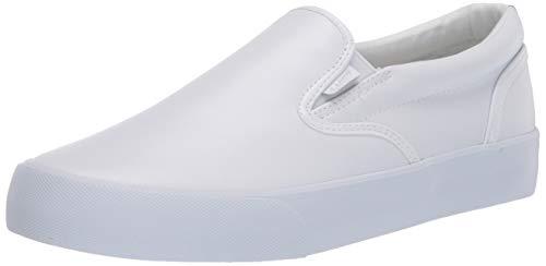 Lugz Women's Clipper LX Sneaker, White, 5.5 M US