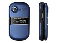 Sony Ericsson Z320i Handy (Triband, 1,3MP-Kamera) Atlantic Blue