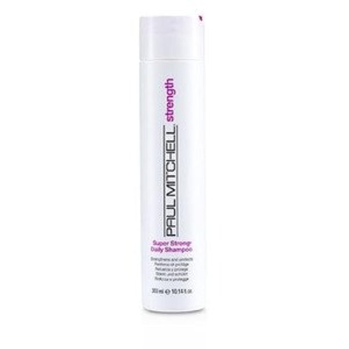 してはいけません最小化する統治するPAUL MITCHELL(ポールミッチェル) Super Strong Daily Shampoo(Strengtherns and Protects) 300ml/10.14oz [並行輸入品]