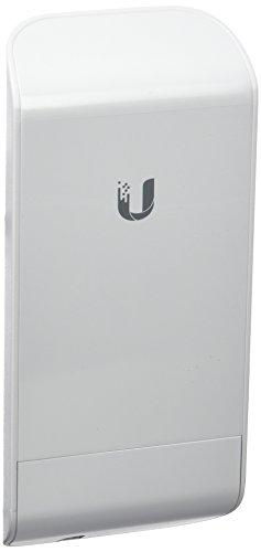 Ubiquiti NanoStation M2 LOCOM2 WLAN-Accesspoint (2.4GHz, 1x 100Base-TX) weiß