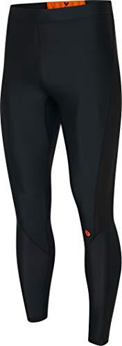 hummel Legging First COMPRE L M Tights pour Homme, Noir, 2XL