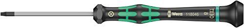 Wera 2067 Elektroniker-Torx BO-Schraubendreher, TX 8 x 60 mm, 05118046001