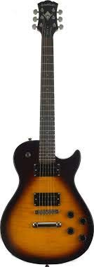 Washburn WIN14FVSB Electric Guitar - Idol Series Guitar - Flame Vintage Sunburst (Guitar Design in U.S.A) With Gig Bag, Guitar Cable & Plectrums Complete Combo Pack.