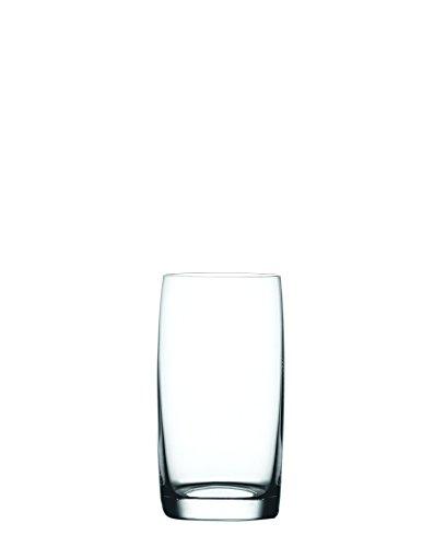 Spiegelau & Nachtmann, 4-teiliges Saft-/WasserGläser-Set, Kristallglas, 340 ml, Winelovers, 4090189, 12.7  x  6.9  x  6.9 cm, klar