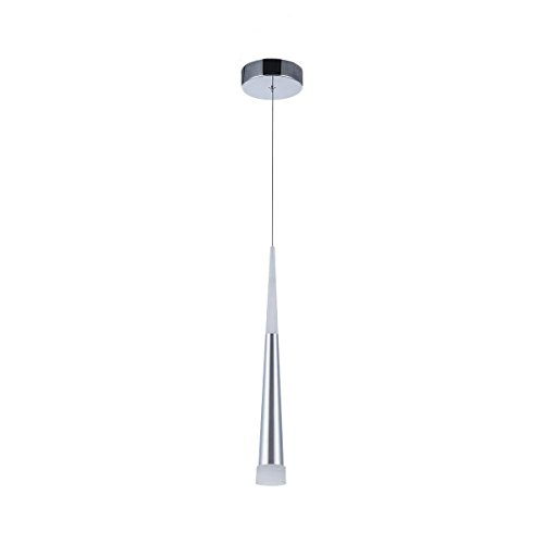 Lámpara colgante moderna, STARRYOL 7W LED Lámpara de techo