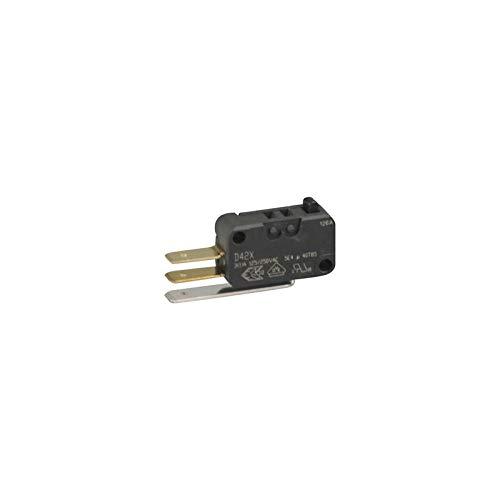 Micro-interrupteur régulateur de niveau d'eau pour lave-vaisselle Bosch/Siemens 165256 - Blanc