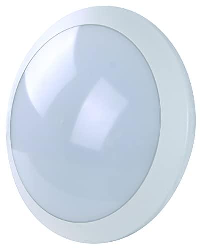 Gefom 411012 - Luz LED de 30 cm con sensor de movimiento, 15 W, color blanco