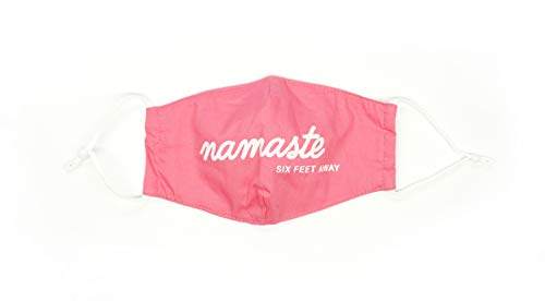 Care Cover Reusable Protective Face Mask, Namaste, One size