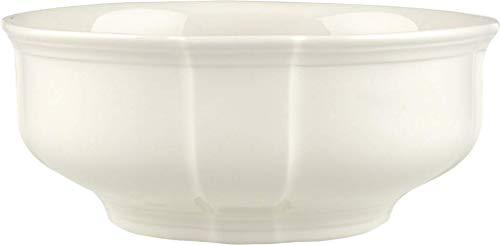Villeroy & Boch Manoir Schüssel, 21cm, Premium Porzellan, Weiß/Bunt