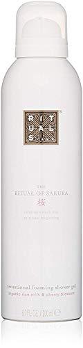 RITUALS The Ritual of Sakura Shower Foam Rice Milk & Fleur de Cerisier, 200 ml