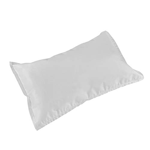 """Graham Medical 51038 Flex Air Nonwoven Poly Pillow, White, 19"""" Width, 12.5"""" Length (Pack of 50)"""