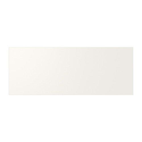 Ikea UTRUSTA–Schublade vorne, hoch, weiß–60cm