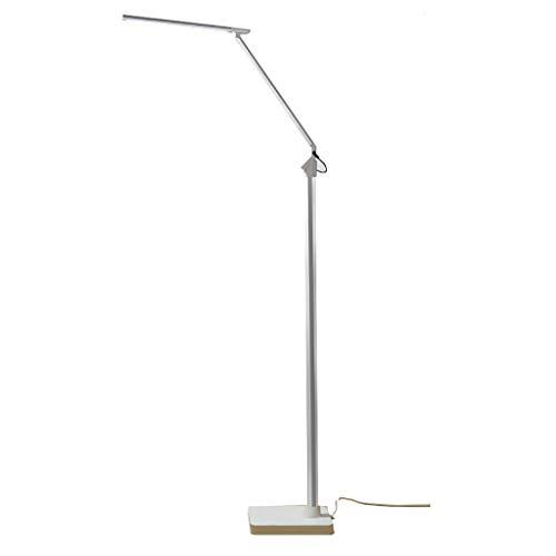 WPLDD oogbescherming staande lamp, bladmuziek Piano Touch tafellamp, dimbare staande lamp, geschikt voor woonkamer, slaapkamer, nachtkastje, werkkamer
