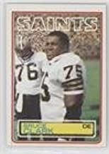 Bruce Clark (Football Card) 1983 Topps - [Base] #111