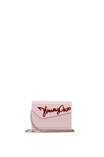 Jimmy Choo Borse a Tracolla candy Donna - Plastica (CANDYWIFROSEWATERRED)