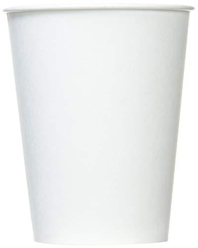 ホワイトカップ 紙コップ 275ml 100個入り 業務用