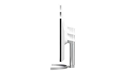LG 27UL850-W 68, 58 cm (27 Zoll) UHD 4K IPS Monitor (HDR10, USB Type-C, 99% sRGB, AMD Radeon FreeSync), schwarz weiß - 9