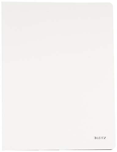 Leitz 45651001 Solid Sichtbuch PP A4, 40 Hüllen, weiß