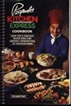 Pasquale's Kitchen Express Cookbook Volume Two (Pasquale's Kitchen Express, Volume Two)