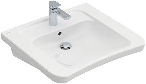 Villeroy & Boch Waschtisch vita Omnia architectura vita 517867 650x550mm Weiß Alpin, 51786701
