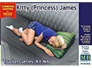 Master Box Ltd MB24046 Truckers series.Kitty Princess Jemes in 1:24
