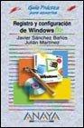 """Registro y configuracion de windows me (""""guias practicas"""")"""