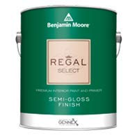 Regal Select Waterborne Interior Paint - Semi-Gloss(551)
