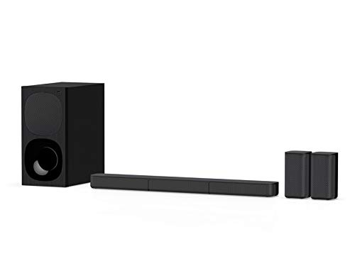 Sistema de teatro Sony en casa de 5.1canales con barra de sonido | HT-S20R (2020)