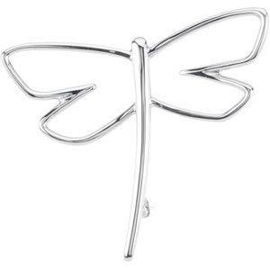 Broche de libélula