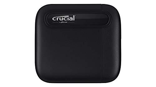 Crucial -   Ct1000X6Ssd9 X6 1Tb