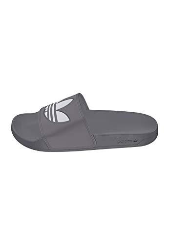 adidas Originals Badelatschen Adilette LITE FU7592 Grau, Schuhgröße:44.5