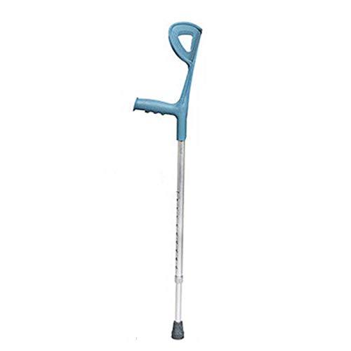 ZLJ Forearm crutches Soft non-sl...
