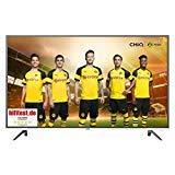 CHiQ U58G5500 147 cm (58 Zoll) 4K HDR Smart LED-Fernseher UHD, Triple Tuner, Netflix, YouTube Grau metal [Energieklasse A]
