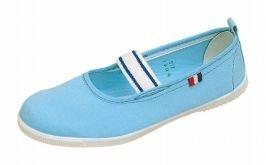 [ムーンスター] フレッシュメイト 52 上履き 上靴 室内履き 日本製 子供から大人まで (17.0, ライトブルー)
