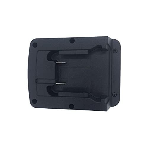 Adaptador para batería, apto para el uso con herramientas a batería de litio de 18 V, taladro eléctrico para herramientas a batería de litio BS18 LT,SB18 LT,SSD18 LT,SSD18 LT,ASE18 LTX,KSA18 LTX